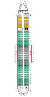Boeing B737 900 Config 2 Alaska Airlines Seat Maps
