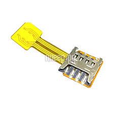 <b>Адаптер Espada Подключение дополнительной</b> Micro SIM ESP ...
