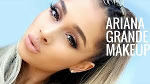 ariana grande makeup tutorial one love concert cat eye liner