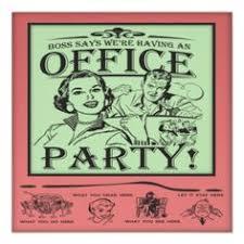 Work Christmas Party Invitation Fun For Christmas Halloween