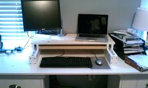 Make your own computer desk Wooden How To Make Your Own Computer Desk Counter Height Computer Desk Furniture Make My Own Computer Femkeco How To Make Your Own Computer Desk Computer Desk From Wood Pallet
