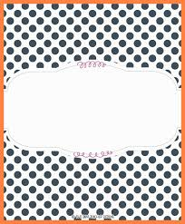 15 Binder Cover Templates Free Sample Paystub