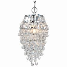 alluring odeon crystal chandelier beautiful odeon empress crystal tm glass fringe 5 tier chandelier kitchen ideas