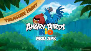 Angry Birds Rio Mod APK - Unlimited Coins, Gems and Power-ups (v2.6.13)