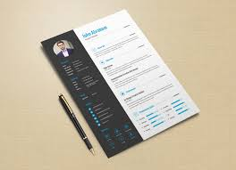 Free Professional Resume Template Cover Design In Indd Psd Ai