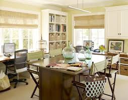office craft ideas. Nice Home Office And Craft Room Design Ideas On (642x503)