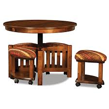 5 pc round table bench set 1 701 00 available oak