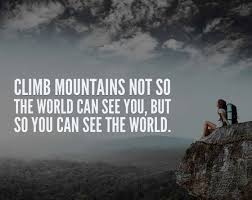 Quotes About Mountains Stunning 48 Of The Best Mountain Quotes 48 Summits Project