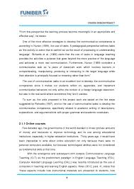 tesis alumna funiber maria fernanda osorio teaching english as for  8