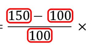 percent change equation biology tessshlo