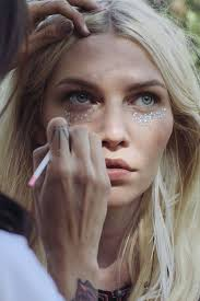 beauty diy this year s best festival makeup free people freepeople