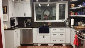 Eclectic Kitchen Specialized Spaces A Eclectic Kitchen Shaker Custom Grey