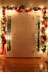 O  Front Door Garland