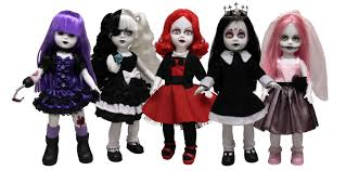 living dead dolls series 28 ruby 93290 r
