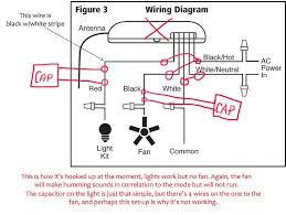 hunter ceiling fan and light wiring diagram wiring electrical installing a hunter ceiling fan 1 in hunter ceiling fan wiring diagram