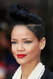 Rhianna Hair Style rihanna hair trends & fashion since the 2013 8565 by wearticles.com