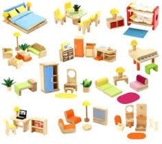 Cheap dolls house furniture sets Le Toy Groovy Wooden Doll House Furniture Set Pinterest 52 Best Wooden Dolls House Images Miniatures Wooden Dollhouse