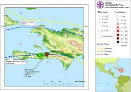 Haiti Earthquake 7 0 12 January 2010 British