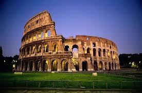 Чудо света амфитеатр Колизей в Италии Чудеса света колизей италия