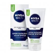 <b>Крем</b>-<b>бальзам после бритья Nivea</b> Men мужской Успокаивающий ...