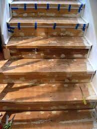 basement stairs looking down. Exellent Down Taking Carpet Off Builder Grade Steps And Making Them Look Fabulous My  Comment On How We Did Ours Is Dated 111812 Intended Basement Stairs Looking Down