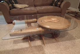 Homemade Wooden Games Homemade Wooden USS Enterprise Coffee Table Geekologie 70