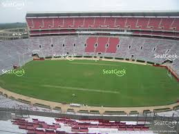 Alabama Crimson Tide Stadium Seating Chart 49 Exhaustive Alabama Stadium Seat Chart