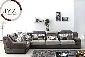 modern fabric sofa set. Fabric Sofa Set L Shape Unique Furniture New Upholstery Modern