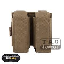 9Mm Magazine Holder Emerson Tactical MOLLE Double 100mm Grenade Pouch Emersongear 100mm 32