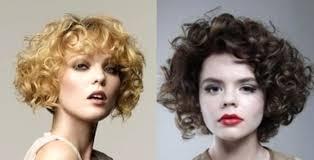 Krátké účesy Pro Kudrnaté Vlasy řadou Možností Módní Styl