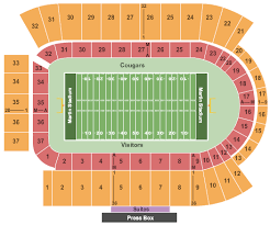 Cougar Stadium Seating Chart Washington State Cougars Vs Oregon State Beavers Tickets