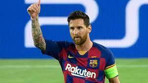 ليونيل ميسي يعلن البقاء في برشلونة حتى نهاية عقده الموسم المقبل - CNN Arabic