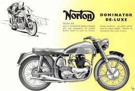 resurrect a 1953 norton dominator 88
