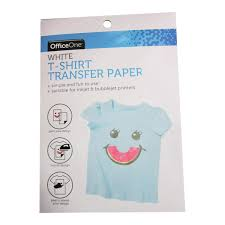 light t shirt transfer paper hover over image to zoom
