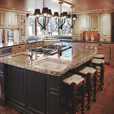gas cooktop island. Kitchen Island Cooktop Hood With Gas Electric Range P