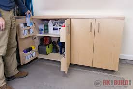 diy garage cabinets how to build