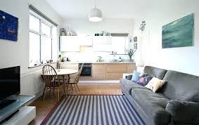 open plan kitchen living room ideas kitchen and living room ideas attractive kitchen living room ideas