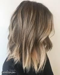 Choppy Lob Hairstyles Ideas With Dark