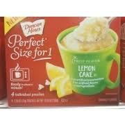 Duncan Hines Lemon Cake Mix Calories Nutrition Analysis More