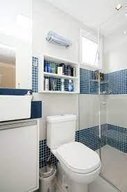 45x90cm na parede 80x80cm no piso a pointer apresenta a nova categoria superceramico com pecas de ceramica em revestimentos ceramicos revestimento azulejos. Faixas Decorativas De Pastilha Banheiro Azul Decoracao Banheiro Pequeno Banheiro