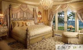 classic bedroom design. Elegant And Exquisite Design Of The Classic Bedroom In House With Gilded Decorative Elements M