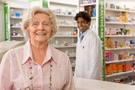 Pharmacy Intern Job Description - Woman