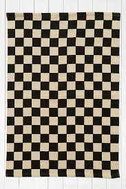 home and furniture likeable checkerboard rug in urban outfitters checkerboard rug briansmithilration