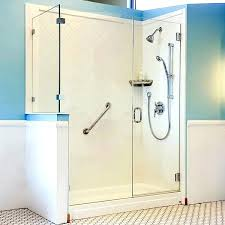 bifold glass shower doors all enclosures accordion