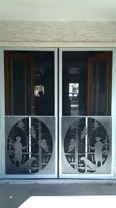 glass door protector window sliding dog guard protect from scratches designs patio protection threshold