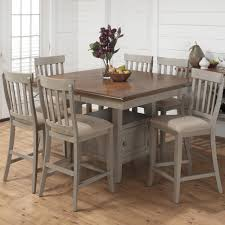 counter height kitchen tables designs