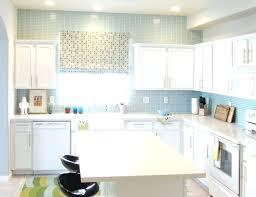 light blue backsplash medium size of small kitchen blue glass subway tile cobalt blue tile light blue glass backsplash