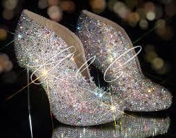 <b>Diamond bling</b> swarovski <b>shoes</b> for Charlie and Co. Ugg <b>Boots</b> ...