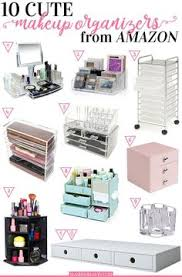10 cute makeup organizers to on amazon