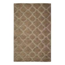 morocco taupe 4 ft x 6 ft area rug